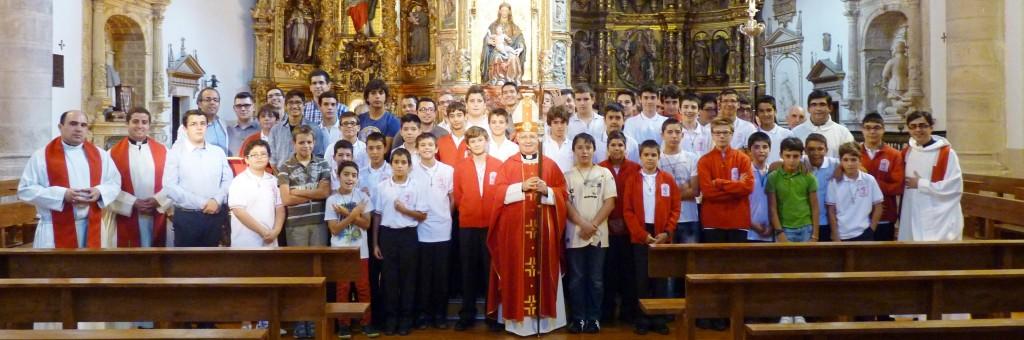 El Seminario San Atilano, el corazón de la Diócesis