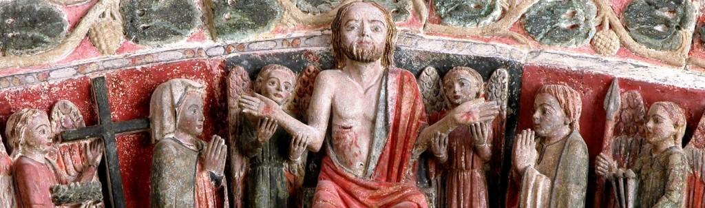 ¡Aleluya! ¡Cristo ha resucitado! Feliz Pascua de Resurrección